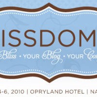 Blissdom #2: Conference Schedule & choosing a breakout session