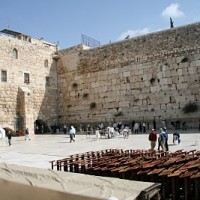 – Our Holy Land Tour- Visit to the Western Wall (Wailing Wall)
