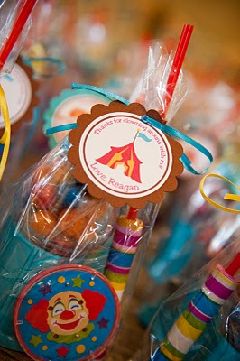 These Were The Party Favor Bags We Gave To Younger Children Who Couldnt Have Gumballs Tents Filled With Animal Crackers