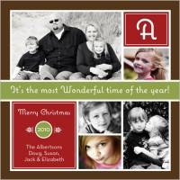 Holiday Christmas Card Tips