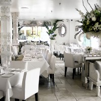 Villa Blanca- Dining in Beverly Hills