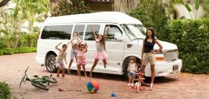 Large Family Van