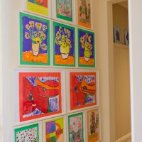 How to organize your childrens artwork in 5 easy steps