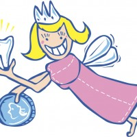 National Tooth Fairy Day and the cost of baby teeth