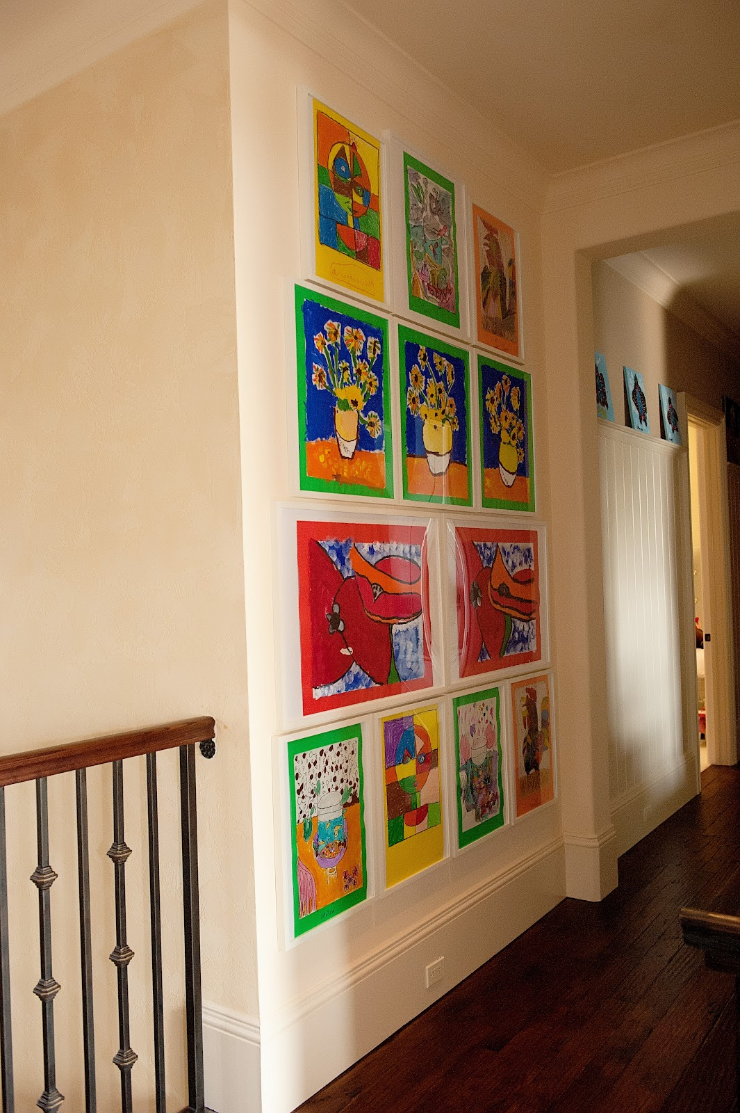how to organize your kids artwork in 5 easy steps a grateful life