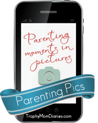 iPhone Parenting Pics
