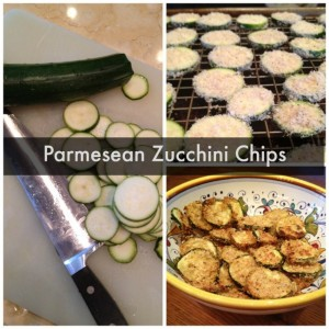 zuchinni chips recipe