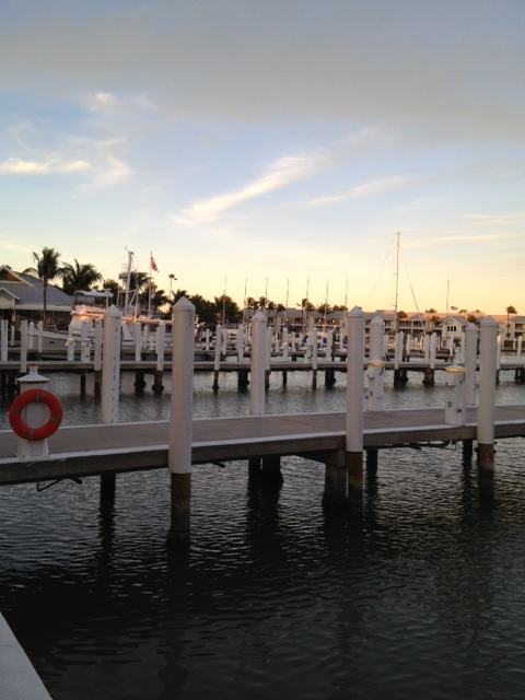 Marina at South Seas Resort in Captiva Island