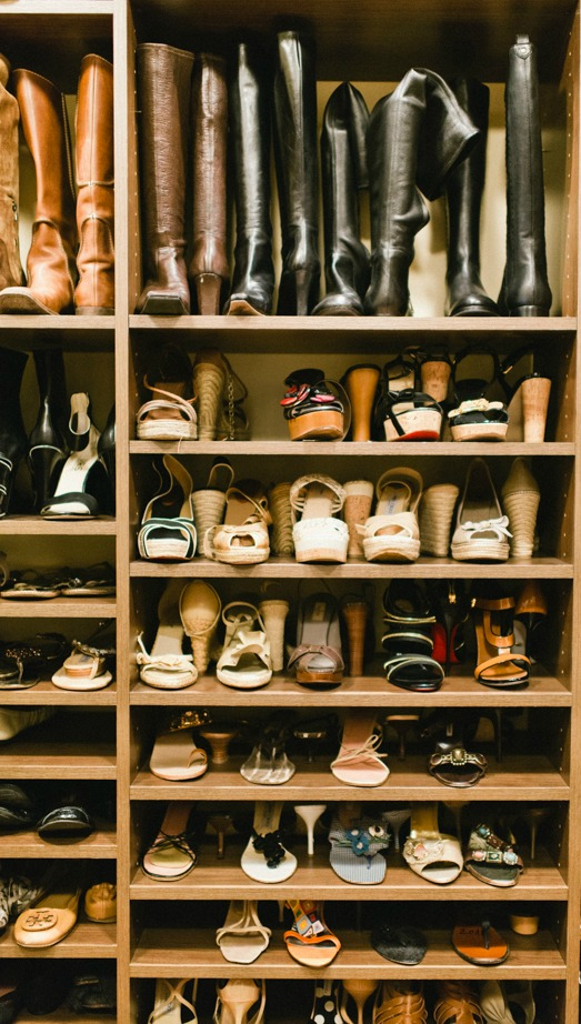 How To Organize Shoes And Boots