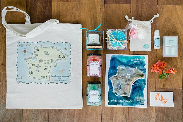 Wedding Gift Bag Notes : Wedding Swag: Wedding favor ideas - A Grateful Life