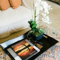 Decorating with Trays: {ditto} DIY Challenge