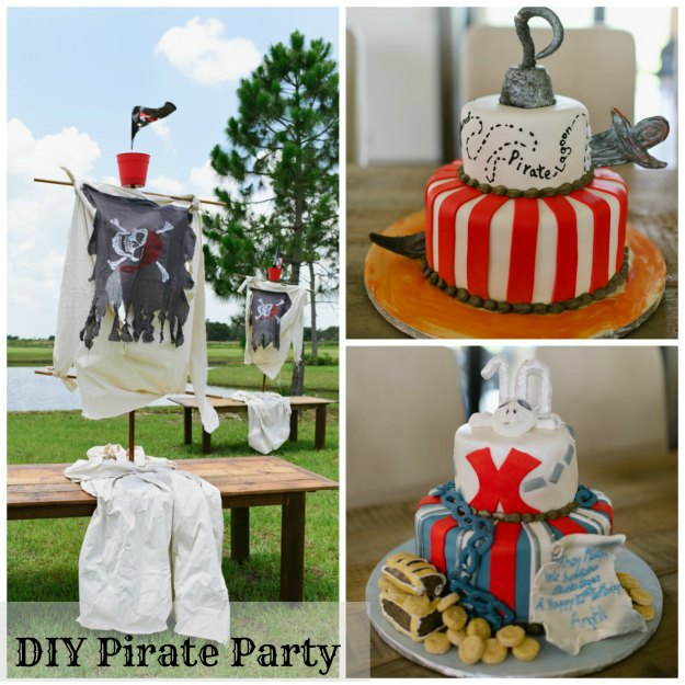 Decor Portrait Photo Pirates