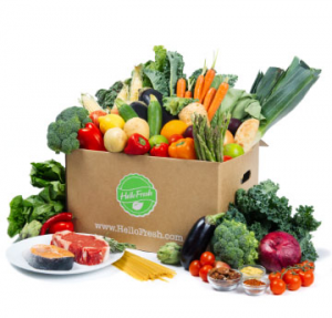 Hello Fresh Classic Box