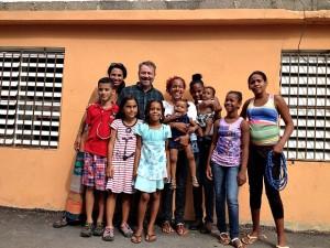 Compassion Sponsored Child Visit