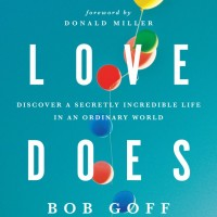 Love Does: a book review