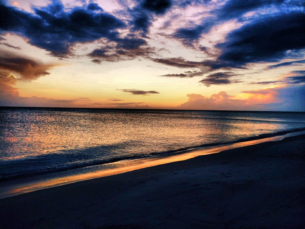 Sunset in Captiva |A Grateful Life