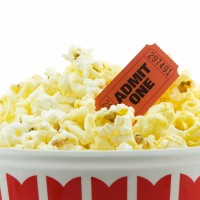 5 Books to watch at the movies