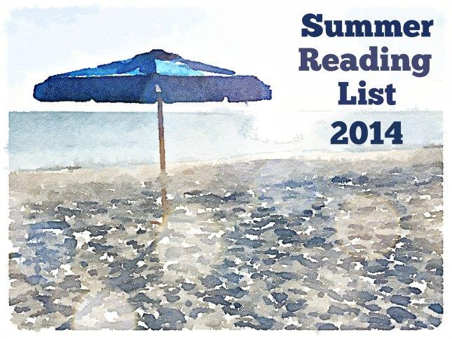 Summer Reading List 2014 | A Grateful Life