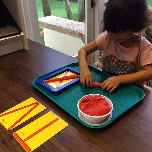 My 5th student is keeping me busy as I had a preschooler to the mix. But I'm also remembering how much I enjoy teaching preschool.