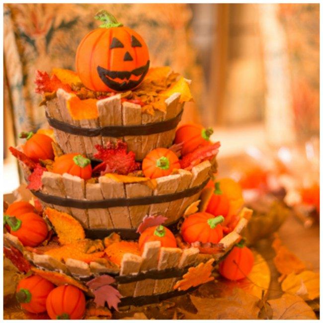 Halloween Cupcakes Decorating Ideas Galleries : Fall Halloween Party