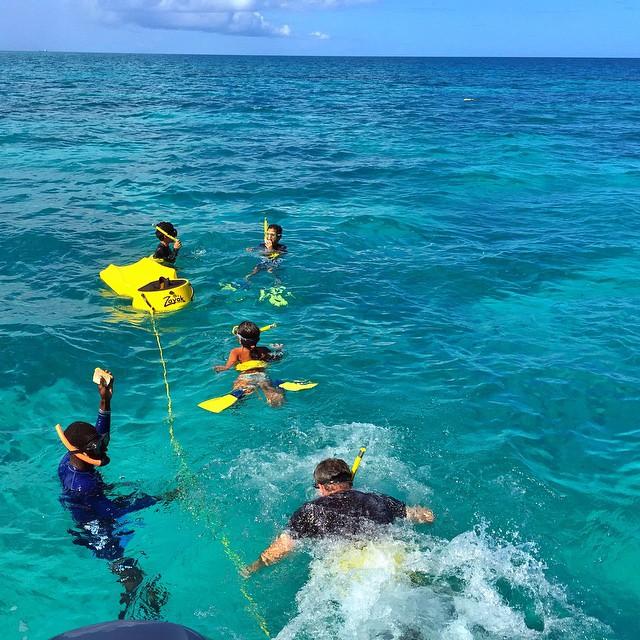 Jumby Bay Snorkeling