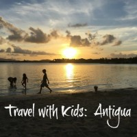 Vacation with Kids: Jumby Bay Antigua