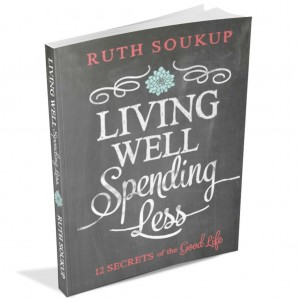living well spending less review