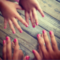Never say never: Spa Manicures & Pedicures for little girls