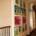 How to organize your kids' artwork in 5 easy steps