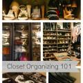 How to Organize your Wardrobe: Closet Organizing 101