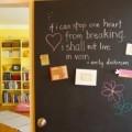Designing a homeschool classroom
