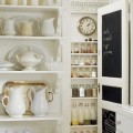 A well stocked-pantry